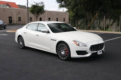 2017 Maserati Quattroporte for sale at Auto Collection Of Murfreesboro in Murfreesboro TN