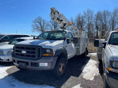 2005 Ford F-450 Super Duty for sale at MotoMafia in Imperial MO