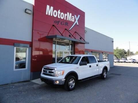 2014 Ford F-150 for sale at MotorMax of GR in Grandville MI