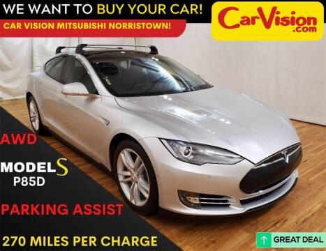2015 Tesla Model S for sale at Car Vision Mitsubishi Norristown in Trooper PA