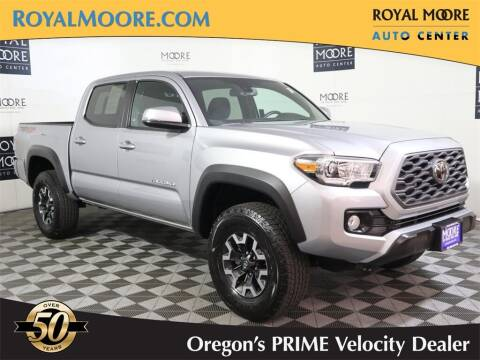 2020 Toyota Tacoma for sale at Royal Moore Custom Finance in Hillsboro OR