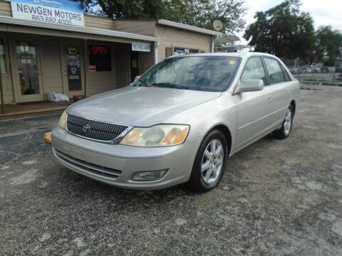2001 Toyota Avalon for sale at New Gen Motors in Lakeland FL