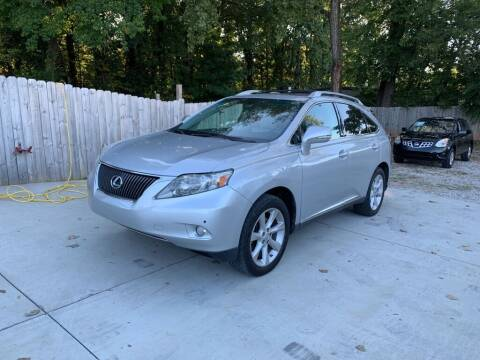 2011 Lexus RX 350 for sale at Carflex Auto in Charlotte NC