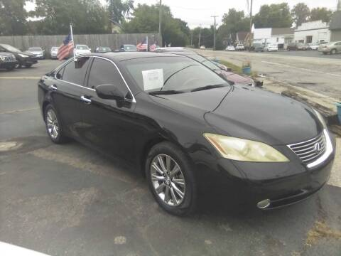 2007 Lexus ES 350 for sale at Honest Abe Auto Sales 4 in Indianapolis IN