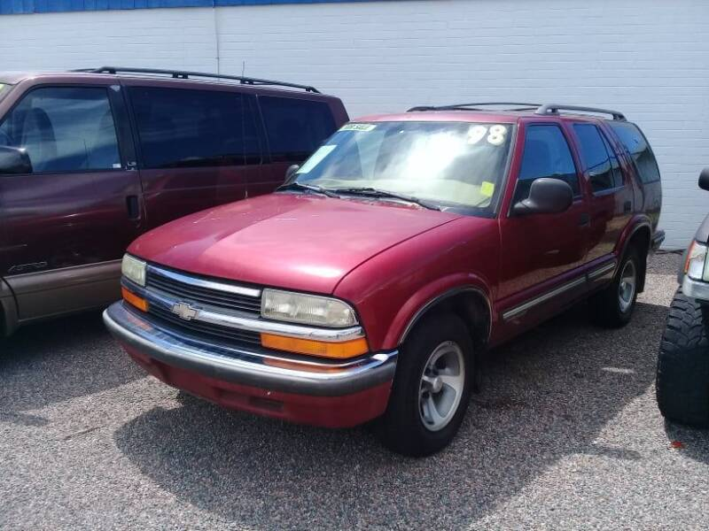 1998 Chevrolet Blazer for sale at 1ST AUTO & MARINE in Apache Junction AZ