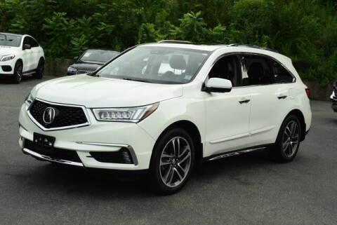 2017 Acura MDX for sale at Automall Collection in Peabody MA