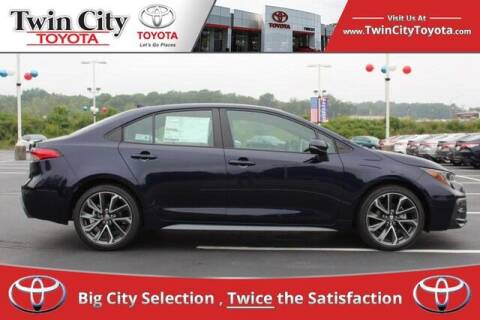 2020 Toyota Corolla for sale at Twin City Toyota in Herculaneum MO