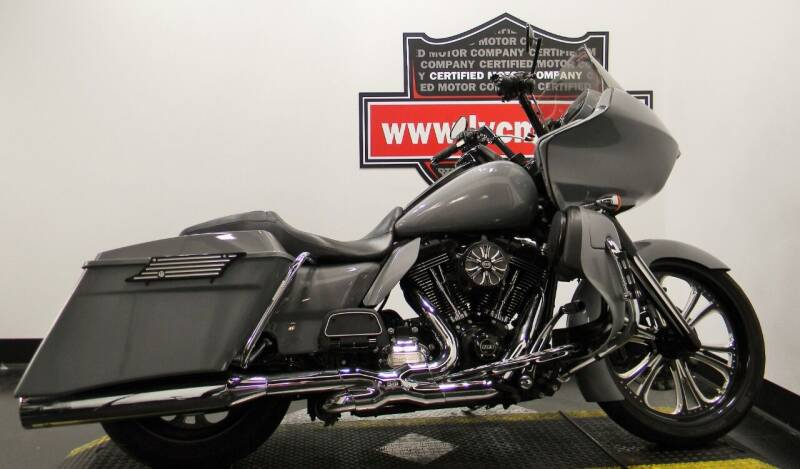 2013 Harley-Davidson ROAD GLIDE ULTRA for sale at Certified Motor Company in Las Vegas NV
