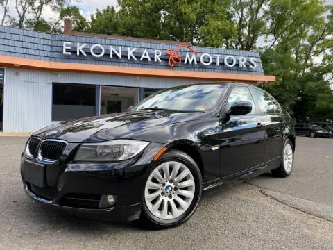 2009 BMW 3 Series for sale at Ekonkar Motors in Scotch Plains NJ