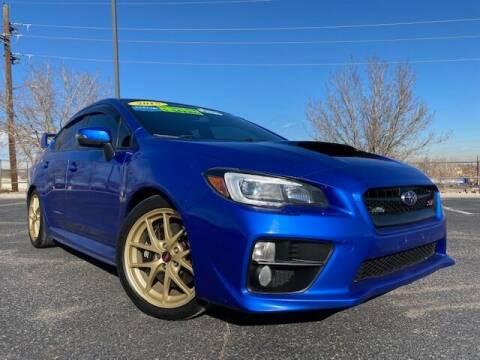 2015 Subaru WRX for sale at UNITED Automotive in Denver CO