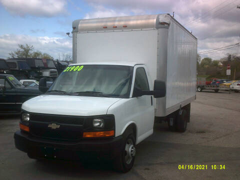 2014 Chevrolet Express Cutaway for sale at M & M Inc. of York in York PA
