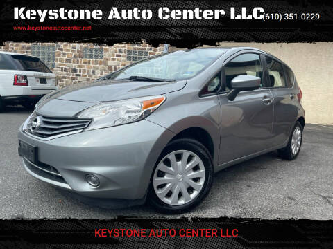 2015 Nissan Versa Note for sale at Keystone Auto Center LLC in Allentown PA