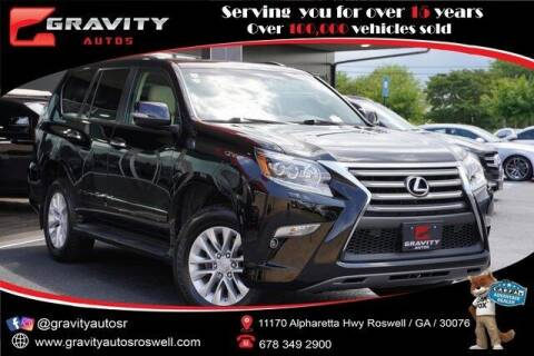 2019 Lexus GX 460 for sale at Gravity Autos Roswell in Roswell GA