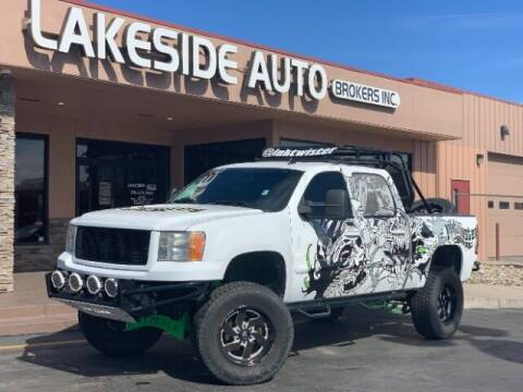 2011 GMC Sierra 1500 for sale at Lakeside Auto Brokers Inc. in Colorado Springs CO