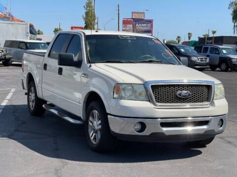 2007 Ford F-150 for sale at Curry's Cars Powered by Autohouse - Brown & Brown Wholesale in Mesa AZ