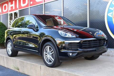 2018 Porsche Cayenne for sale at Alfa Romeo & Fiat of Strongsville in Strongsville OH