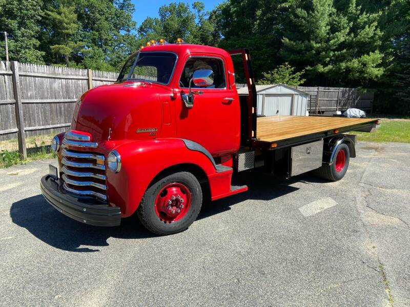 1951 Chevrolet C5500 for sale at Clair Classics in Westford MA