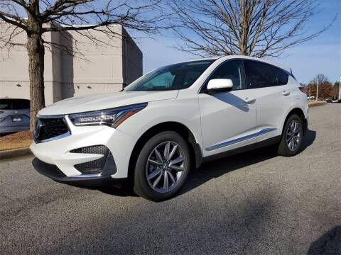 2021 Acura RDX for sale at Southern Auto Solutions - Georgia Car Finder - Southern Auto Solutions - Acura Carland in Marietta GA