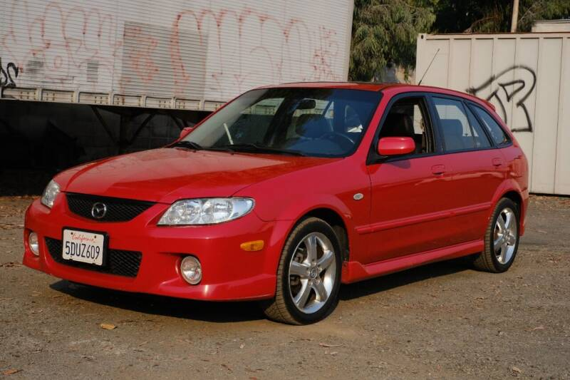 2003 Mazda Protege5 for sale at Sports Plus Motor Group LLC in Sunnyvale CA