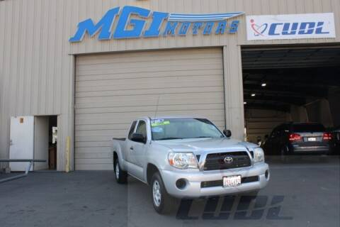 2008 Toyota Tacoma for sale at MGI Motors in Sacramento CA