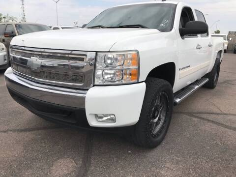 2007 Chevrolet Silverado 1500 for sale at Town and Country Motors in Mesa AZ