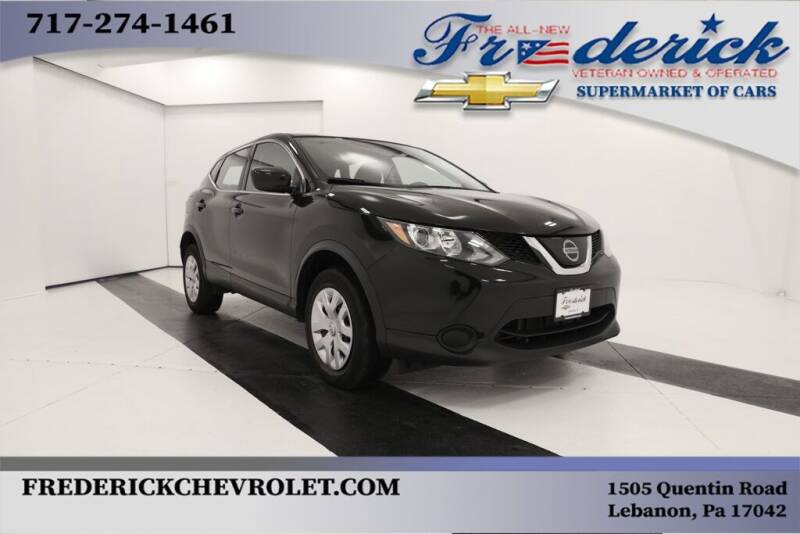 2019 Nissan Rogue Sport for sale at Lancaster Pre-Owned in Lancaster PA