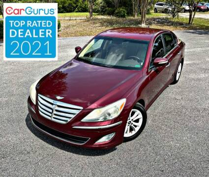 2012 Hyundai Genesis for sale at Brothers Auto Sales of Conway in Conway SC