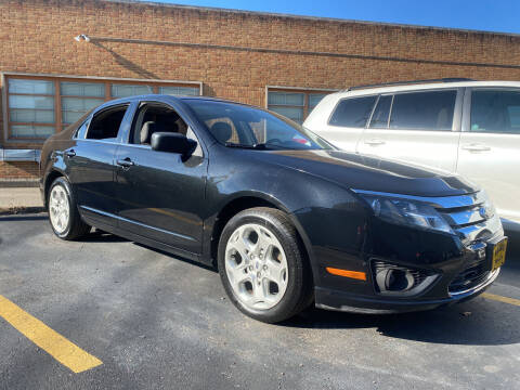 2011 Ford Fusion for sale at Abrams Automotive Inc in Cincinnati OH