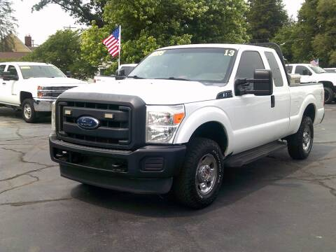 2013 Ford F-250 Super Duty for sale at Stoltz Motors in Troy OH