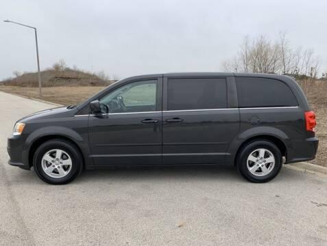 2012 Dodge Grand Caravan for sale at Cj king of car loans/JJ's Best Auto Sales in Troy MI