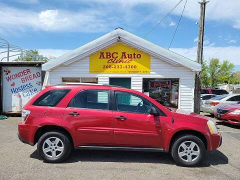 2006 Chevrolet Equinox for sale at ABC AUTO CLINIC in Chubbuck ID