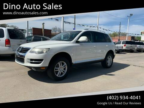 2008 Volkswagen Touareg 2 for sale at Dino Auto Sales in Omaha NE