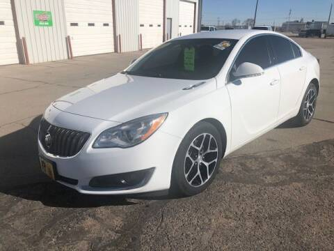 2017 Buick Regal for sale at Valley Auto Locators in Gering NE