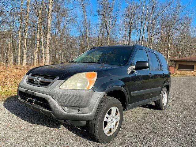 2003 Honda CR-V for sale at GOOD USED CARS INC in Ravenna OH