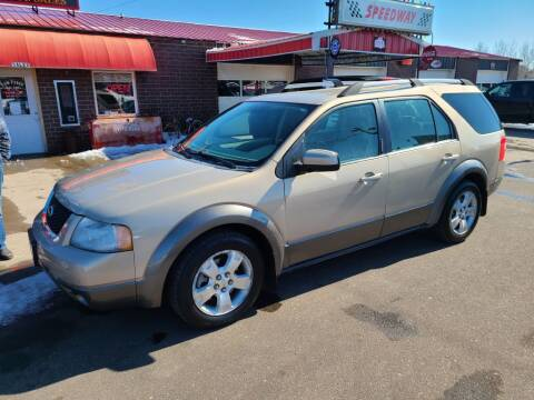 2007 Ford Freestyle for sale at Rum River Auto Sales in Cambridge MN