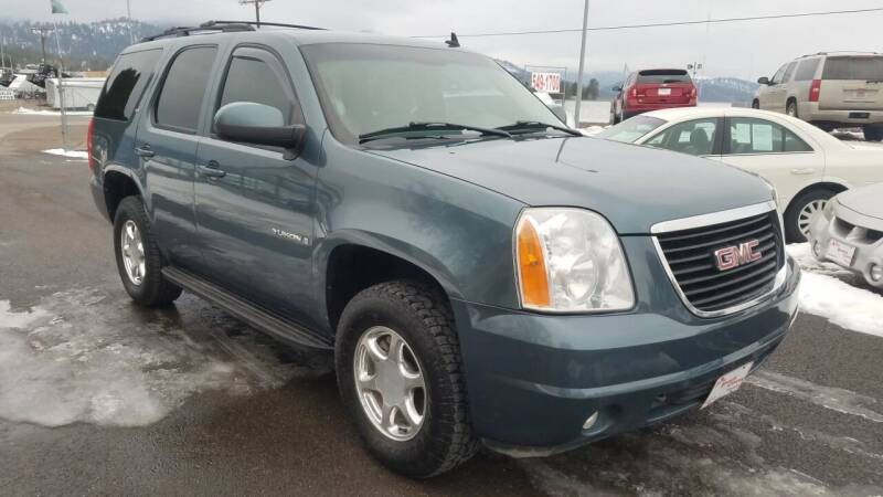 2008 GMC Yukon for sale at AUTO BROKER CENTER in Lolo MT