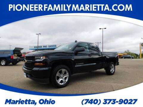 2019 Chevrolet Silverado 1500 LD for sale at Pioneer Family preowned autos in Williamstown WV