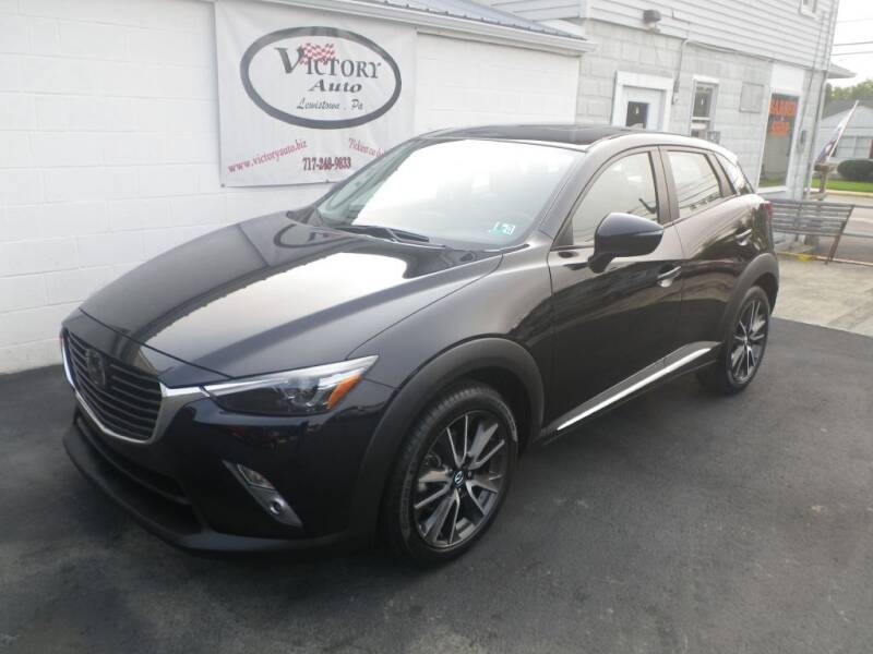 2017 Mazda CX-3 for sale at VICTORY AUTO in Lewistown PA