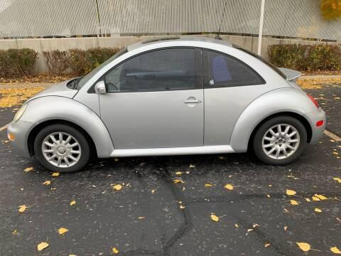 2005 Volkswagen New Beetle for sale at BITTON'S AUTO SALES in Ogden UT