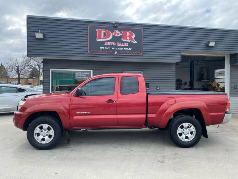 2006 Toyota Tacoma for sale at D & R Auto Sales in South Sioux City NE