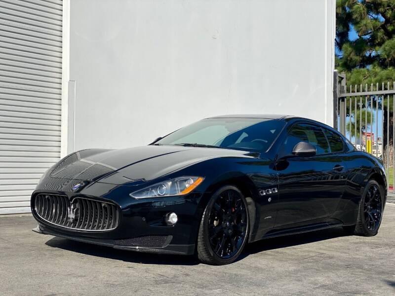 2011 Maserati GranTurismo for sale at Corsa Exotics Inc in Montebello CA