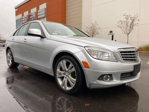 2008 Mercedes-Benz C-Class for sale at ELAN AUTOMOTIVE GROUP in Buford GA