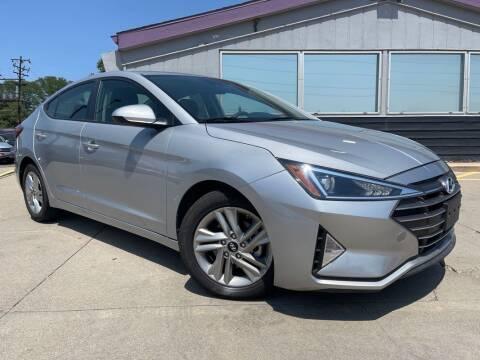 2020 Hyundai Elantra for sale at Colorado Motorcars in Denver CO