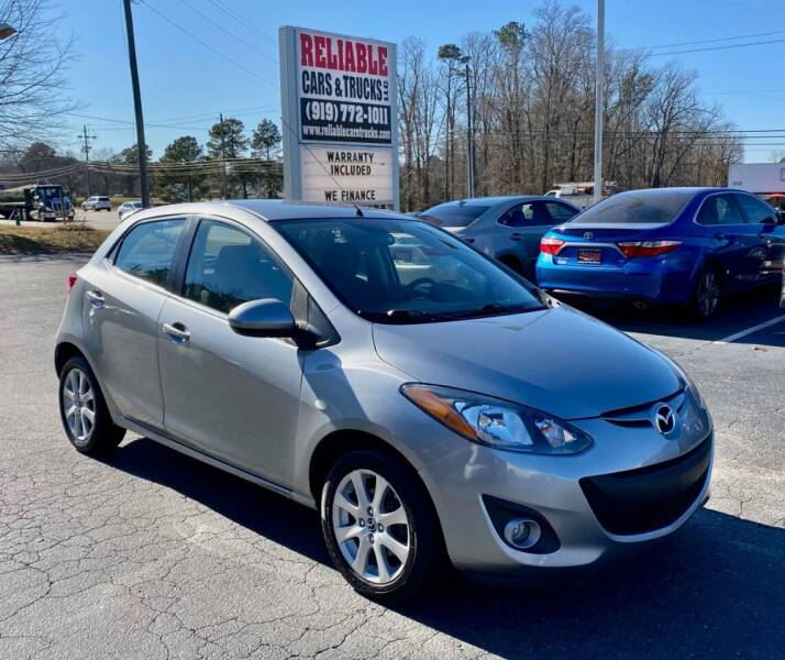 2013 Mazda MAZDA2 for sale at Reliable Cars & Trucks LLC in Raleigh NC