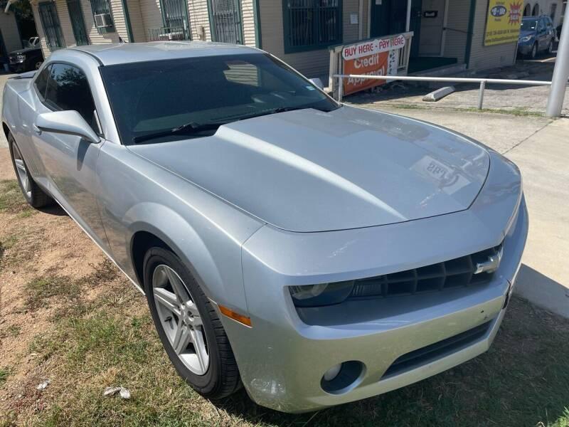 2010 Chevrolet Camaro for sale in San Antonio, TX