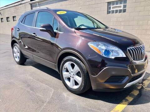 2016 Buick Encore for sale at Richardson Sales & Service in Highland IN