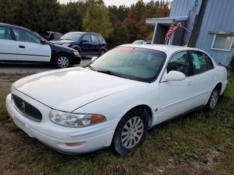 2005 Buick LeSabre for sale at Ericson Auto in Ankeny IA