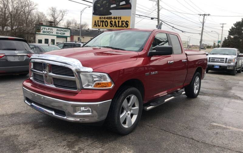 2009 Dodge Ram Pickup 1500 for sale at Kellis Auto Sales in Columbus OH