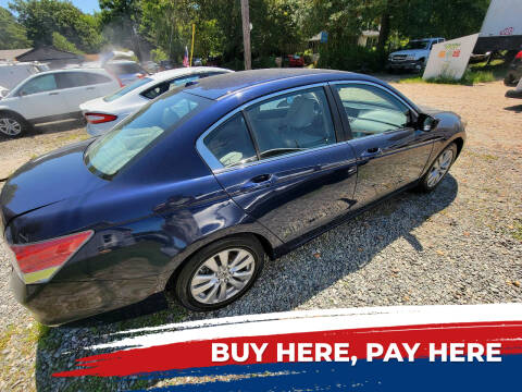 2012 Honda Accord for sale at Autoxport in Newport News VA