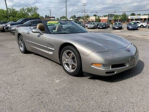 2002 Chevrolet Corvette for sale at Matrix Autoworks in Nashua NH